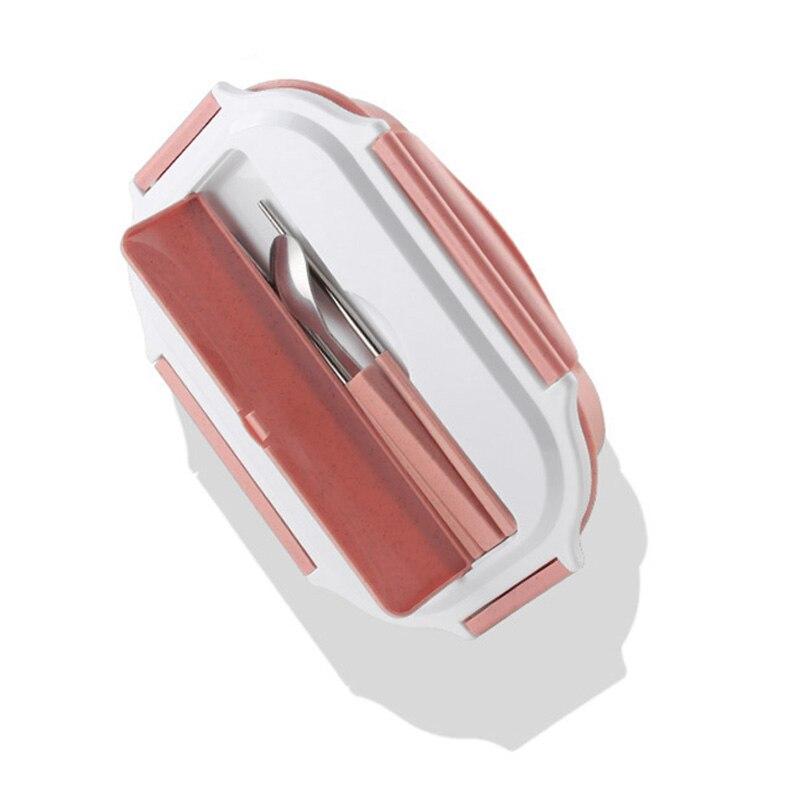 JHD-коробка для еды из нержавеющей стали Bento Ланч-бокс набор