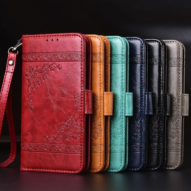 Flip Leather Wallet Case for Xiaomi Redmi 9 9A 9C 9i 8A 7A 6A 5A 4A 5plus Note 10 9S 8T 8 7 6 5 4X Pro Mi A3 Phone book Cover 3