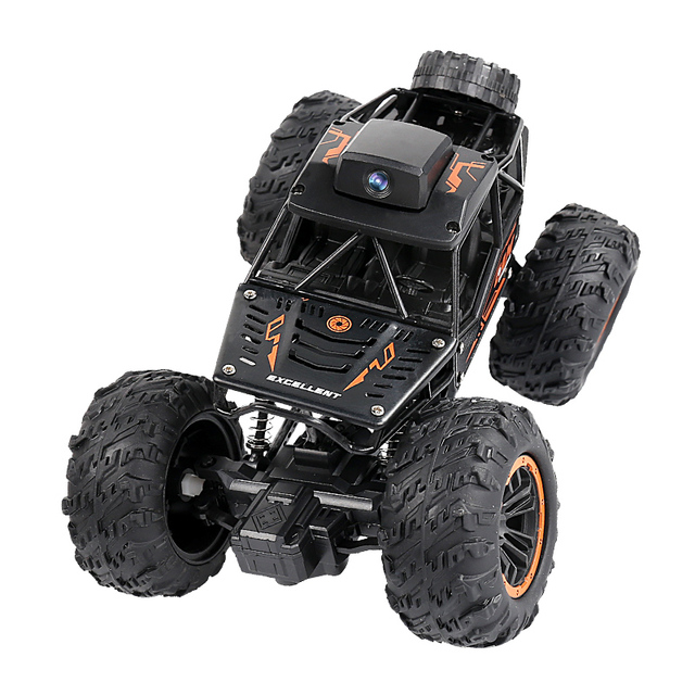 RC Car YT6602 2.4G WIFI FPV HD Camera 118 4WD Off-road High-speed Remote Control Drift Car Climbing Car Childrens Toys