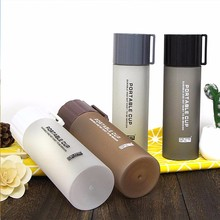 Get more info on the 550ML Outdoor Travel Frosted Leakproof Plastic Cup Drink Bottle Cute Convenient Male And Female Students Sports Space Bottle T