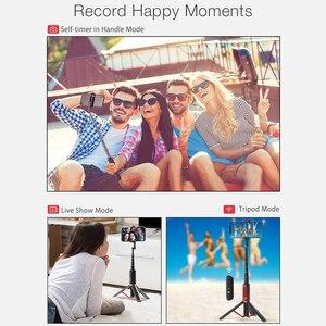 Image 5 - Ulanzi SK 01 Мини Bluetooth селфи пульт дистанционного управления Управление вертикальный штатив съемки онлайн Vlog штатив монопод