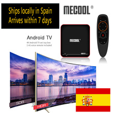 Smart TV Box Mecool M8S PRO W S905W Android 7.1 support iptv