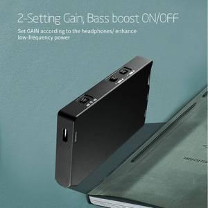 Image 3 - XDUOO XQ 20 MINI HIFI Audio OPA1652 LMH6643 Portable Headphone Amplifier AMP