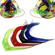 Alerón para casco de motocicleta, accesorio adecuado para AGV Pista GP R GP RR, 5 colores