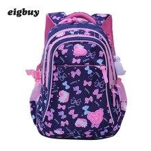 Kids School Bags Orthopedic Backpack Cartoon Waterproof School Bags For Girls Boys Large Capacity Mochila Escolar Schoolbag цена