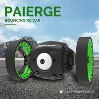 Paierge peg-700 2.4g 지능형 큰 눈 튀는 rc 자동차 놀라운 점프 능력 360 회전 스턴트 자동차 원격 제어 자동차 장난감