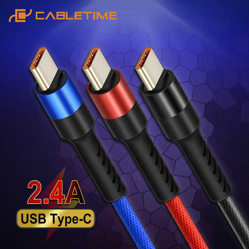 Cabo usb tipo quick charge 3.0