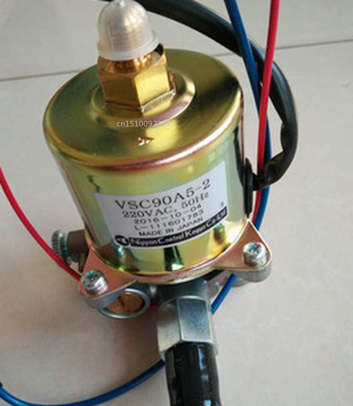 Free Shipping For Nippon Burner Parts Electromagnetic Pump VSC90A5-2 For Methanol Burner Diese Oil Burner