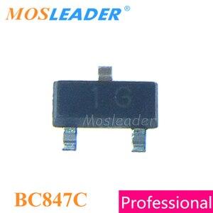 Image 2 - Mosleader SOT23 3000PCS BC847B 1F BC848B 1K BC857B 3F BC846B 1B BC856B 3B BC847C 1G BC857C 3G BC847 BC857 BC846 BC856 Cinese