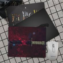 Maiya Top Quality CSGO Knife DIY Design Pattern Game mousepad Top Selling Wholesale Gaming Pad mouse(China)