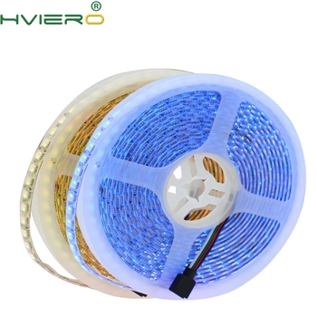 цена на 5m 300 LEDs 5050 SMD DC 12V Waterproof IP65 Flexible LED Light 60leds/m White RGB Party Light flexible light 5050 Led Strip