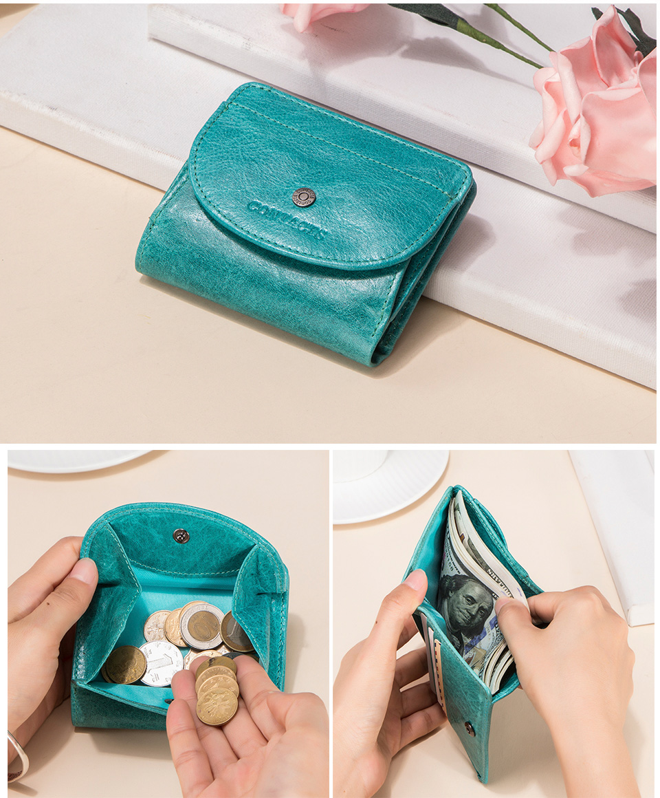 luxo para as mulheres pequena moeda bolsa