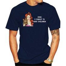 Милая Черная футболка оверсайз размером s 3xl с надписью «omg