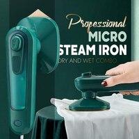Plancha de vapor pequeña profesional para el hogar, máquina de planchado portátil para ropa, viaje, envío directo