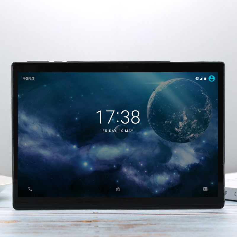 2020 New 10 Inch 3G 4G FDD LTE Tablet PC Octa Core 6G RAM 256GB ROM Dual SIM Cards 8.0M Camera 1920x1200 IPS Androd 7.0 Tablet