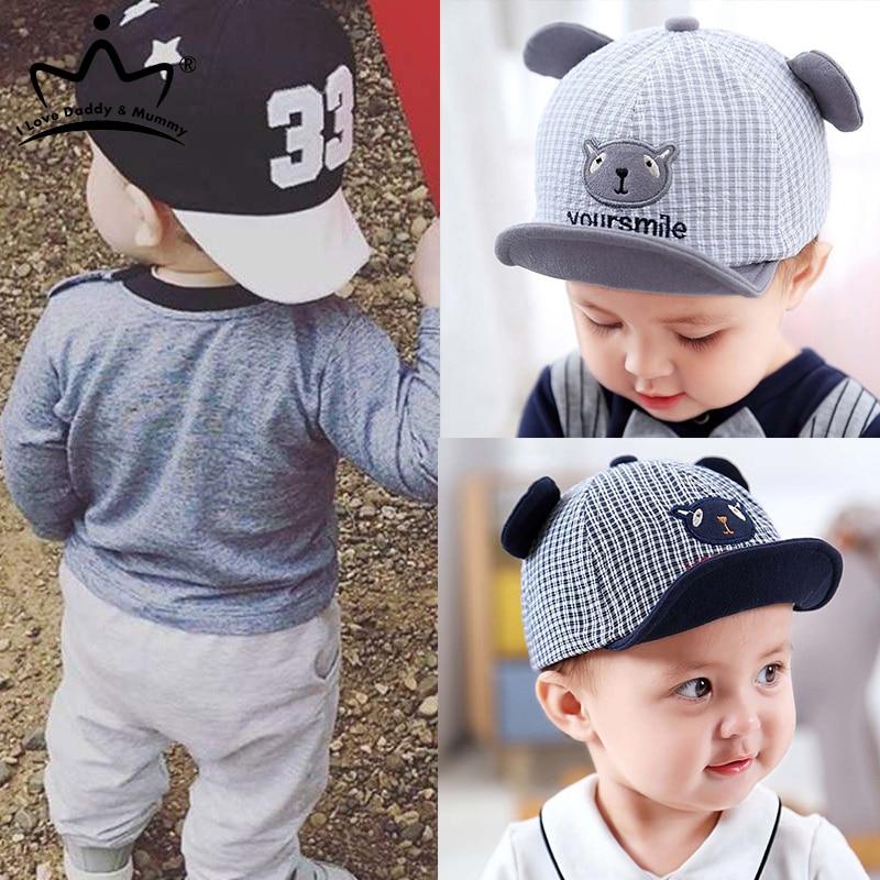 Красивая одежда для маленьких мальчиков; Кепка с вышивкой и цифрами бейсболка сезон весна-лето; Детская хлопковая шляпа от солнца для девоч...