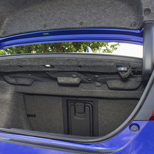 10 Generation For Honda  Accord Trunk Acoustic Lnsulation Cotton Tail Box Lining Shield Board Accessorie