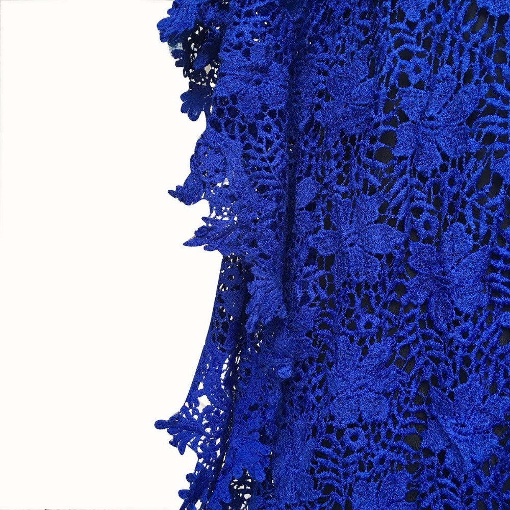 African Dresses for Women Dashiki Lace African Clothes Bazin Broder Riche Sexy Embroidery Sequins Robe Evening Long Dress 2020 07