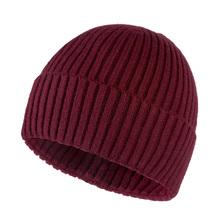 [AETRENDS] miękka dzianina zwykły czapka beanie z mankietem ciepłe i trwałe czapki zimowe dla mężczyzn kobiety na zewnątrz ciepłe czaszki czapki Z-9961 tanie tanio Acrylic Dla dorosłych Unisex Na co dzień Stałe 5 colors for choice