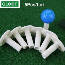 5 шт пластиковые футболки для гольфа 8 размеров