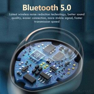 Image 4 - Auriculares TWS 5,0, inalámbricos por Bluetooth 9D, auriculares IPX7 impermeables deportivos con micrófono