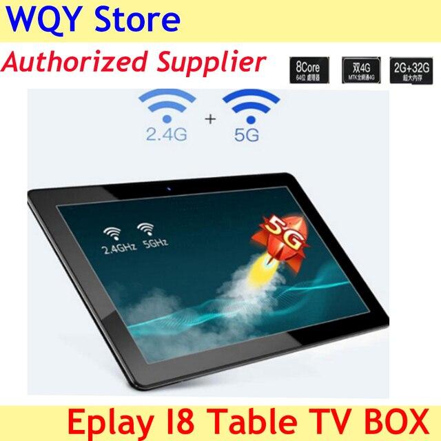 """2020 Nieuwe Aankomst 10.1 """"Eplay I8 2G 32Gb Tablet Tv Vs Eplay I7 Tablet Ondersteuning 2.4/5G"""