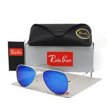 aviation sunglasses Men Women luxury Brand Designer Fashion Classic Goggles UV40