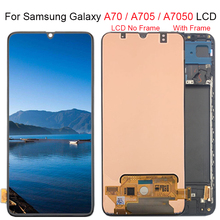 """6.7 """"Voor Samsung Galaxy A70 Lcd A705 A705F SM A705F Display Touch Screen Digitizer Vergadering A70 2019 Voor Samsung A70 lcd"""