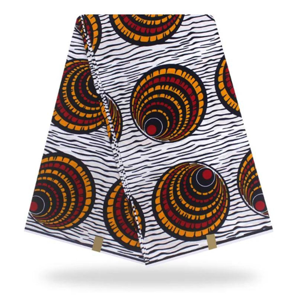 Africain Fabric Wax Print Cotton Ankara Fabric High Quality Wax African Fabric Wax Wholesale Ankara Dresses Fabric