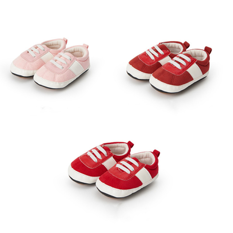 Baby Toddler Shoes In Spring Are Comfortable Soft-Soled Shoes For 9-15 Months