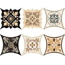 21 шт. диагональные наклейки для плитки водонепроницаемые носимые наклейки бытовые напольные диагональные наклейки для плитки