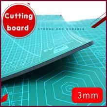 Cutting Board A2 A3 A4 A5 Double-sided Cutting Pad Pvc Folding Manual Scraping Tool Diy Dark Green Engraving Pad Self-healing