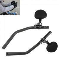Rest Handlebar  Bars for Triathlon Time Trial Tri Cycling Bike Rest Handlebar for Bicycle Bike Long Distance Riding new Bicycle Handlebar Sports & Entertainment -