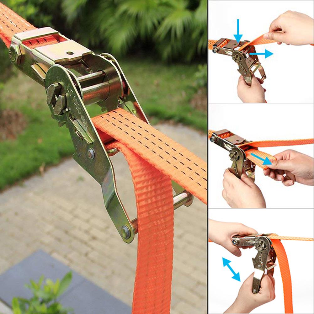 Ninja Line Hanging Obstacle Course Ninja Warrior Training Equipment for Kids