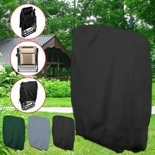 Furniture-Cover Chair Dustproof Garden Outdoor Folding Oxfords