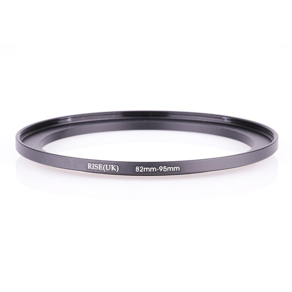 RISE(UK) 82mm-95mm 82-95mm 82 To 95 Step Up Filter Ring Adapter