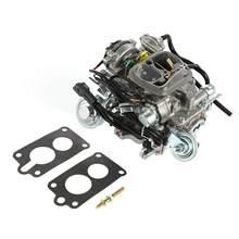 Motores 1988 -1990 oe número 21100-35463 liga de zinco dos caminhões de captação 22r do carb fortoyota do motor de estrangulamento automático do carburador do automóvel