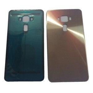 Image 4 - Azqqlbw For Zenfone 3 ZE552KL Z012DE Battery Cover Case Back Door Back Housing  Battery Cover Replacement Parts Original Case