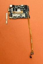 لوحة أم مستعملة أصلية 2G RAM + 16G ROM اللوحة الرئيسية ل HOMTOM S16 MTK6580 رباعية النواة شحن مجاني
