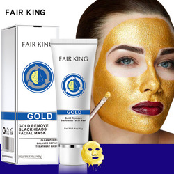 Gold Collagen Peel Off Mask Blackhead Remover Whitening Lifting Firming Skin Anti Aging Mask Deep Cleansing Skin Care TSLM2
