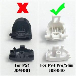 Image 2 - Ngọc Khê Cho Tay Cầm Dualshock 4 PS4 Pro Slim Bộ Điều Khiển Jds 040 Jds 040 Dpad L1 R1 L2 R2 Nút Kích Hoạt Analog Cần Điều Khiển gậy Chụp Hình