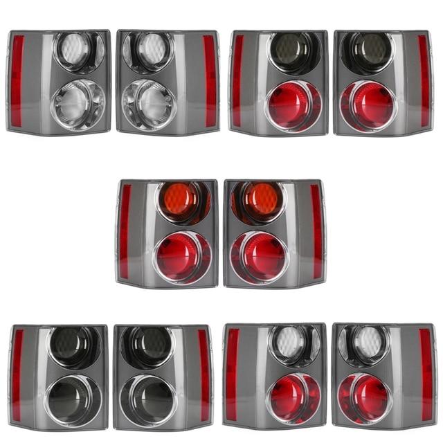 2 Stuks Auto Achterlicht Voor Land Rover Range Rover/Vogue L322 2002 2003 2004 2005 2006 2007 2008 2009 Achterlicht Rear Fog Lamp Drl
