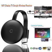 5G WiFi HDMI беспроводной дисплей ресивер для Google Pusher экран C-ast зеркальное Домашнее аудио и видео оборудование#902