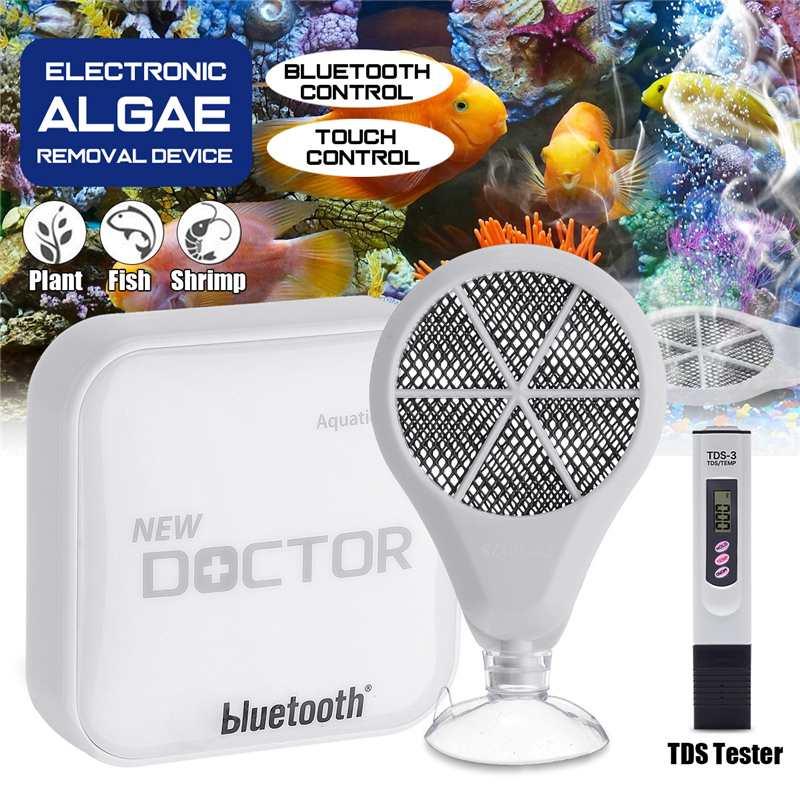 5th Generation Bluetooth Chihiro Doctor Algae Remove Twinstar Aquarium Accessories Shrimp Aquarium Cleaner Tank Cleaning Tools