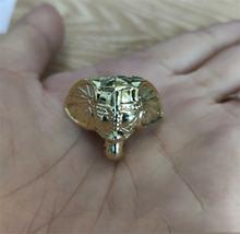 10 шт античная бронза узор резная коробка настольная края угловая