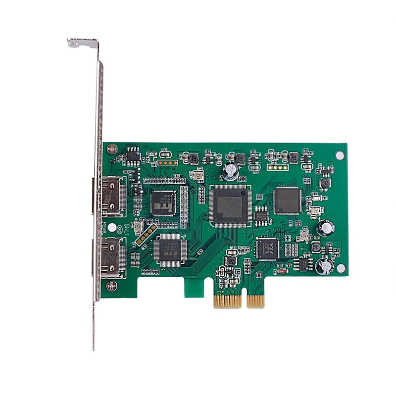 HDMI Capture Card PCI-E Video Capture Card Live Capture Box Video Game Record Device Capture Card For PS3 PS4 Xbox