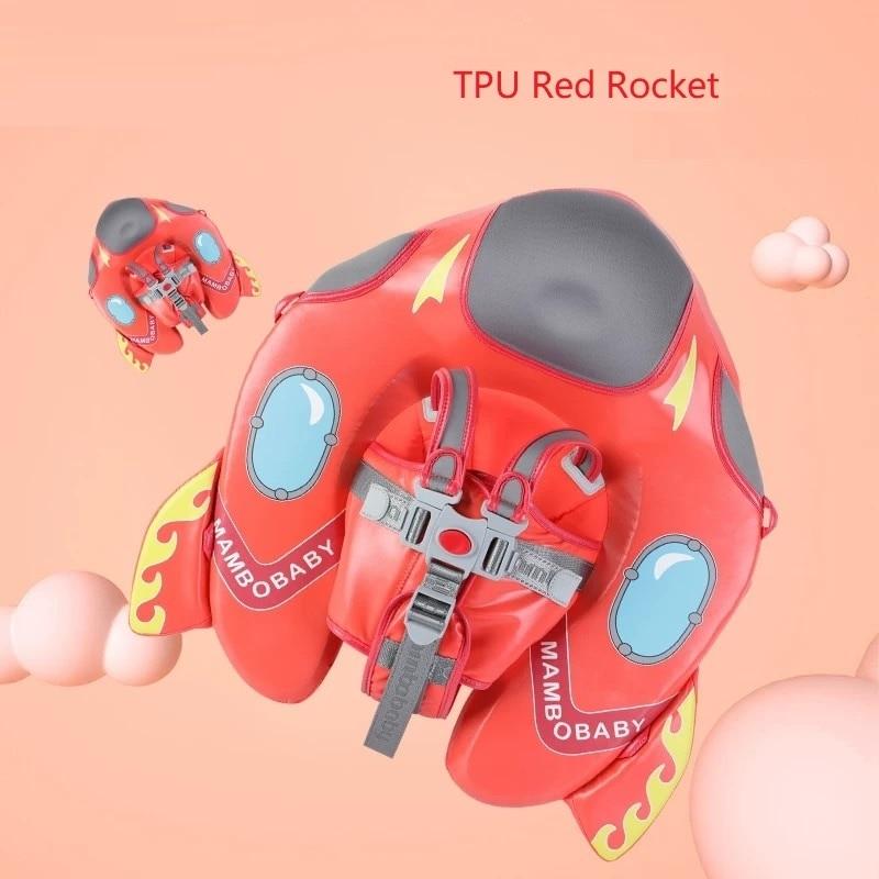 TPU Rocket Red