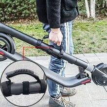 Carrying-Handle Hook Bike-Accessories Skateboard Scooter Xiaomi M365 Straps-Belt Portable
