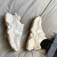 QWEDF; Новинка; модные кроссовки на толстой платформе; Мужская Вулканизированная обувь; Мужская разноцветная обувь на массивном каблуке; мужс...
