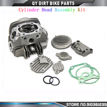 YX 140 YX140 Cylinder Head Assembly Kit For 56mm Bore YinXiang 140cc 150cc 1P56YMJ 1P56FMJ 1P56FMJ-5 Engine Dirt Pit Bike